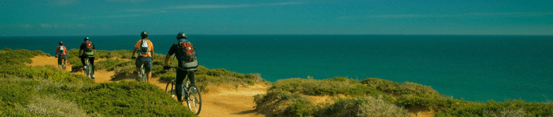 ruta mountain bike actividades empresa aventuras exploramas costa del sol